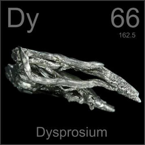 Dysprosium (30Hz)