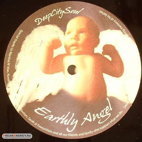 Deep City Soul - Earthly Angel - Sir Piers 'curious' Dub ( ft Kaidi )