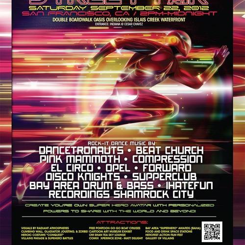 Super Hero 2012