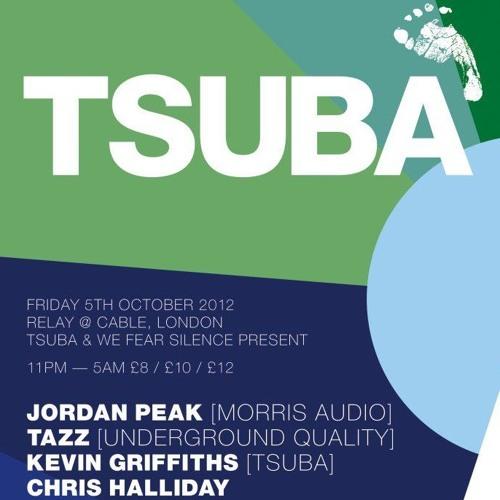 Jordan Peak - Tsuba Promo Mix