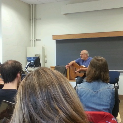 Wesleyan Singalong With Peter Yarrow at Wesleyan University
