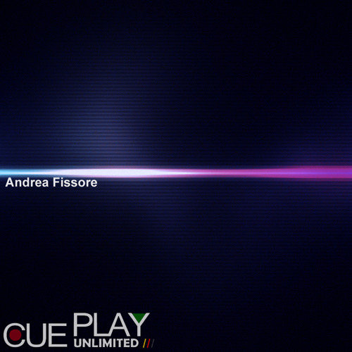 Andrea Fissore - All is one - Kemmi Kamachi remix [CUE PLAY]