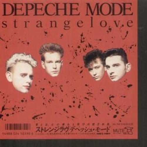 Depeche Mode - Strangelove (Afterlight Remix)