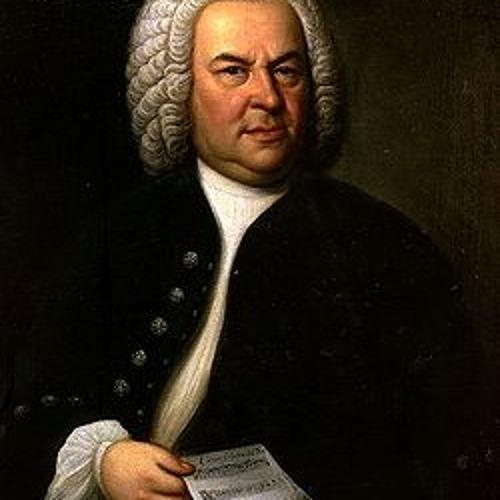 Bach Minueto B minor (Allegretto) - Bruno Duprat