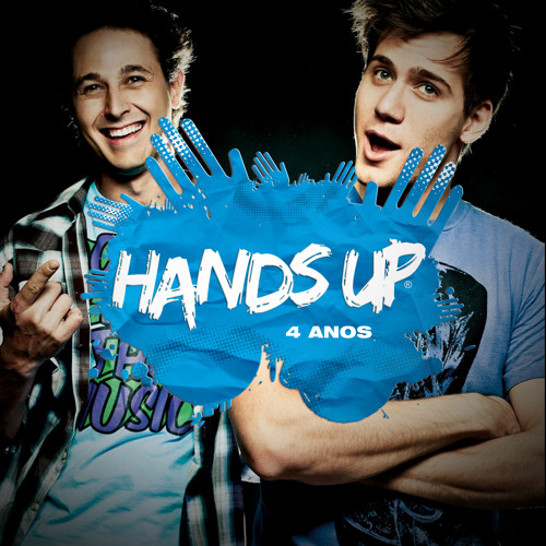 Hands Up Live Set 4 Anos