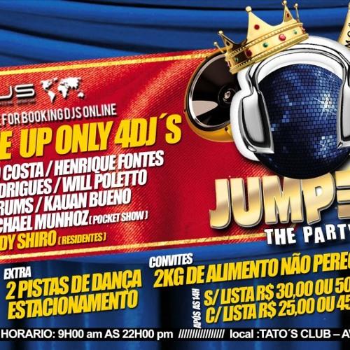 DJ XANDY SHIRO - JUMPER VS 4DJ´S