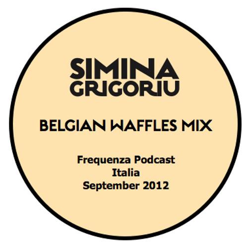 Simina Grigoriu - BELGIAN WAFFLES Mix