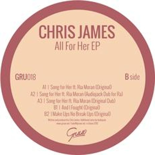Chris James ft Ria Moran - Song For Her (Original) (Gruuv)