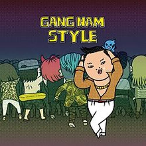Gangnam Style Blues