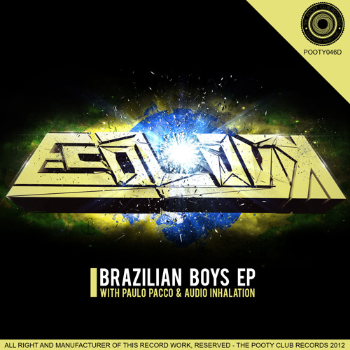 E-Cologyk & Paulo Pacco - Brazilian Boys (Original Mix) [OUT NOW ON BEATPORT]