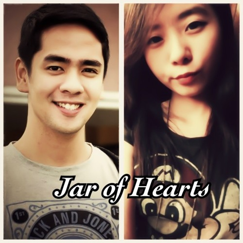 Jar Of Hearts (Christina Perri) cover with judithimnida