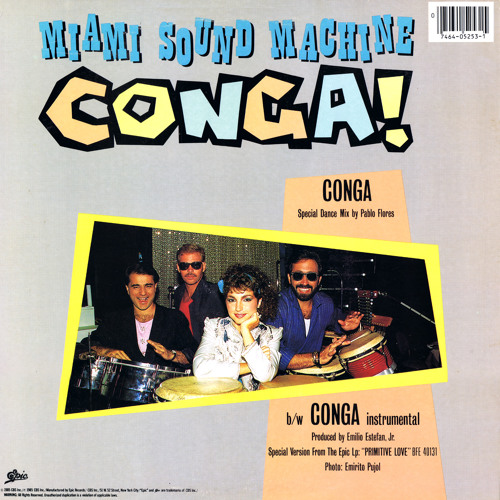 Preview-Miami sound machine&gloria Esteban- Conga -Doublscotch Cumbia Mix-2012