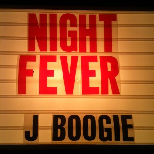 JBoogie - Night Fever live in ATX
