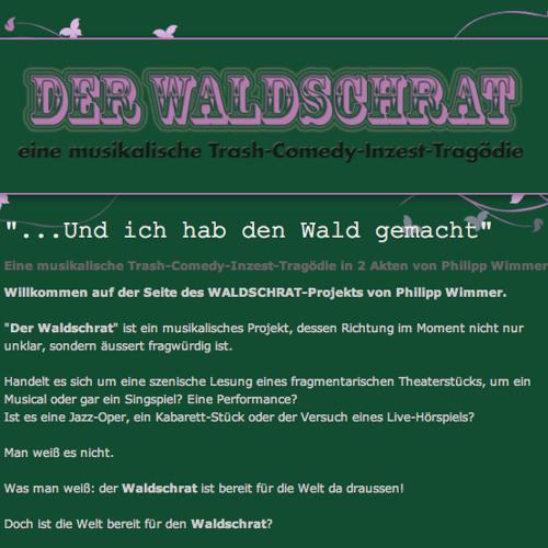 Der+Waldschrat (Folge 1)
