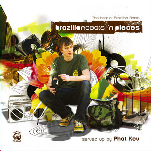 Brazilian Beats 'n' Pieces mixed by Kev Luckhurst