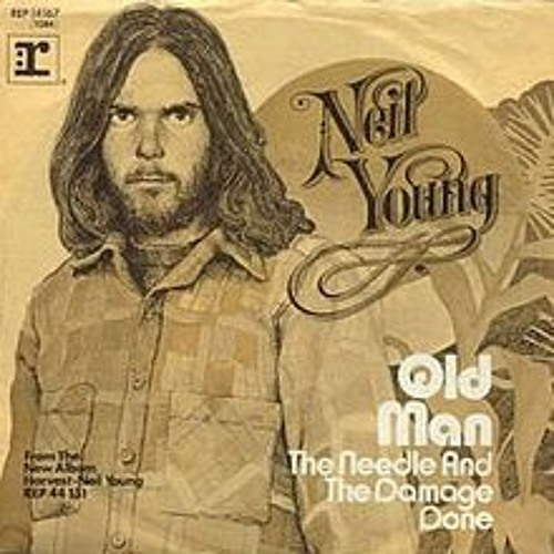 OLD MAN-NEIL YOUNG DSD COSMIC PENSIONER MIX