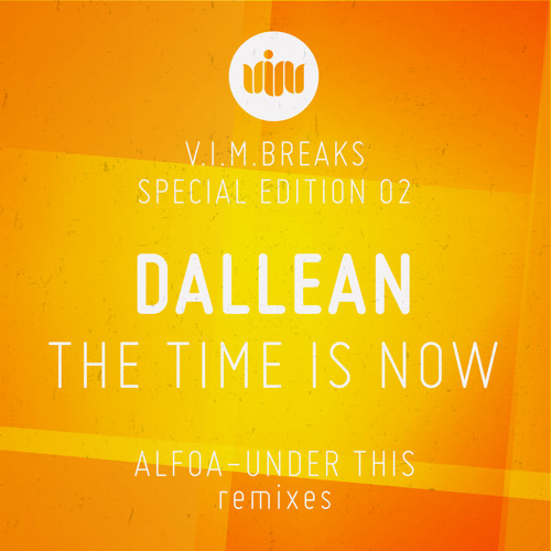 Dallean - The Time Is Now EP [V.I.M. Breaks] (Special Edition 02) OUT NOW!!!