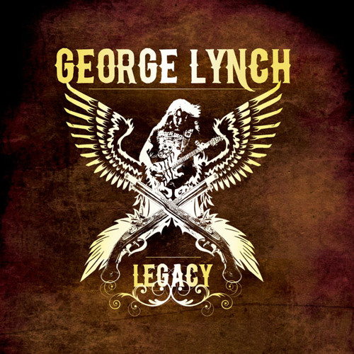 """George Lynch """"Invoid"""" from the CD """"Legacy"""""""