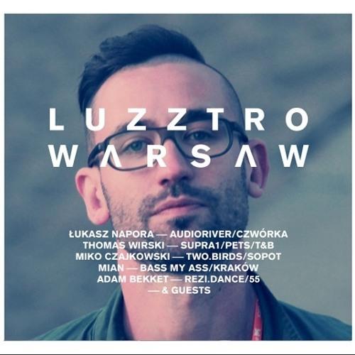 Lukasz Napora - Live at Luzztro Club, Warsaw (Sep 21st, 2012)