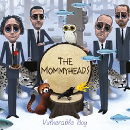 "The Mommyheads - ""Little Boxes"""