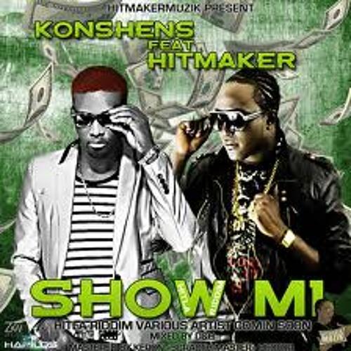 J Bostron vs Konshens & Hitmaker - Show Me (D&B Bootleg Remix)