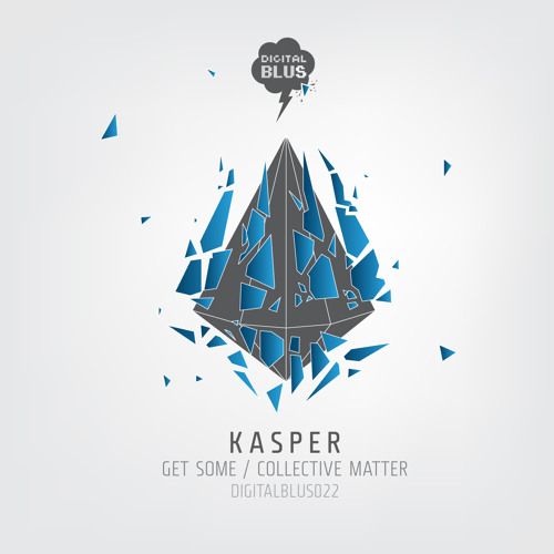 KASPER - COLLECTIVE MATTER (DIGIBLUS022 - OUT NOW!!!)