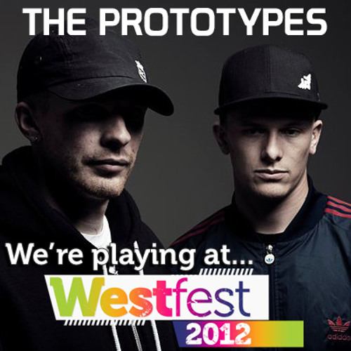 The Prototypes and Eksman playing at Westfest 2011