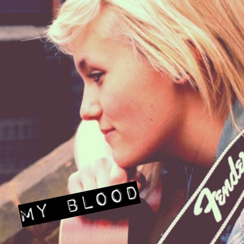 My Blood - Ellie Goulding (COVER)