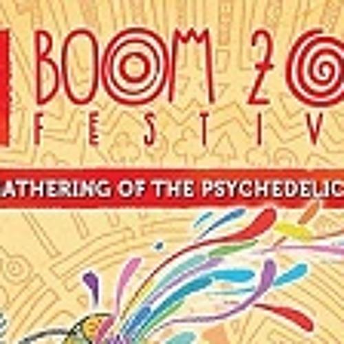 Chillumafia Dj Set@Boom Festival 2012 (Ambient Source Stage) - Part 2