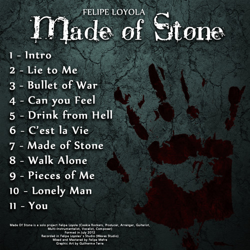 Made Of Stone - Walking Alone