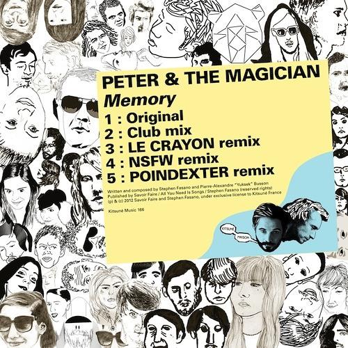 Peter & The Magician - Memory (Club Mix)