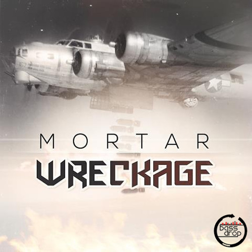 Wreckage by Mortar