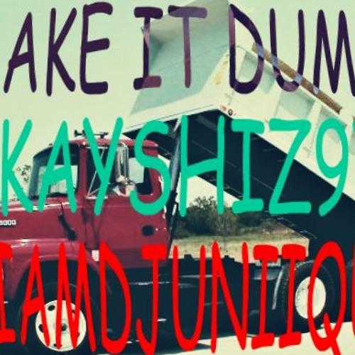 K-SHiZ - MAKE IT DUMP (FT. DJ UNIIQU3) VIDEO LINK BELOW!