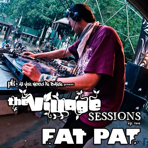 FAT PAT - Live at SHAMBHALA - The Village Sessions 2012 Ep2
