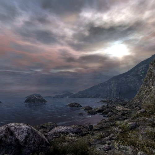 Idhren - Coastal Path