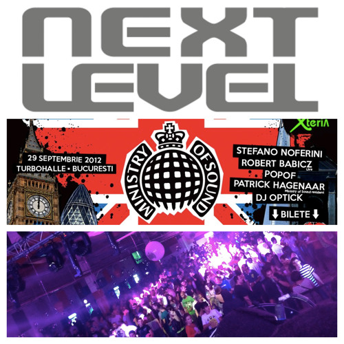 Dj Optick - Nextlevel - Vibe Fm Romania - 04.10.2012 Optick LIVE (warm-up set) Ministry Of Sound