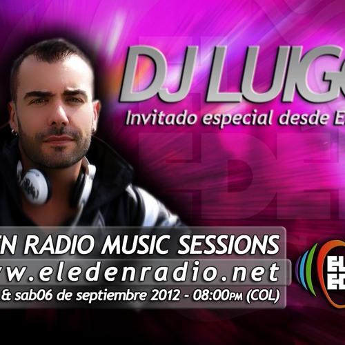 PROMO DJ LUIGGI - EDEN RADIO MUSIC SESSIONS