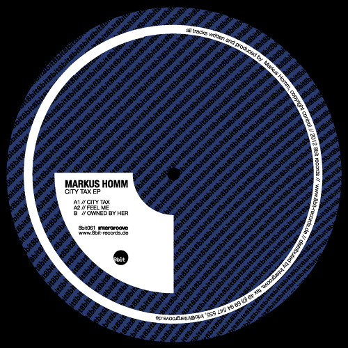 8bit061-Markus Homm-City tax Ep