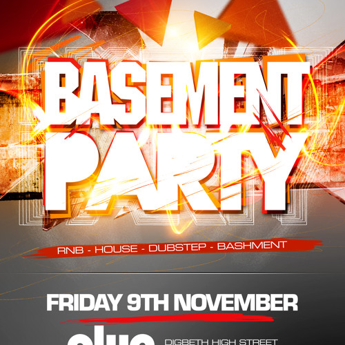 Basement Party Mix