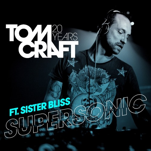 Tomcraft feat. Sister Bliss - Supersonic (Original Mix) [Kosmo Records]