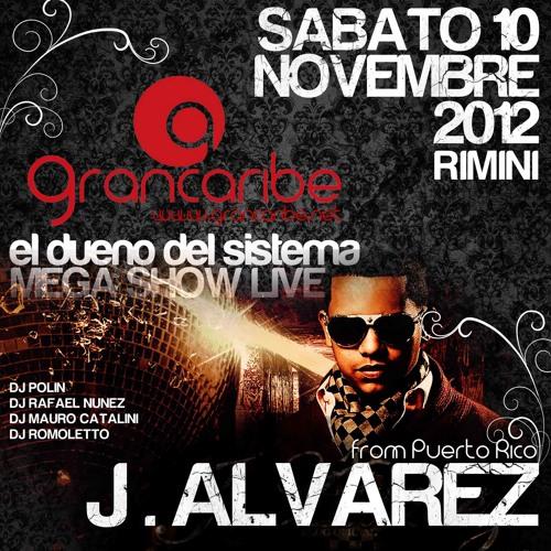 Welcome to the party - j alvarez
