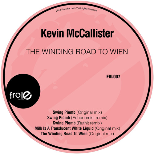 Kevin McCallister - Swing Piomb (Echonomist Remix)