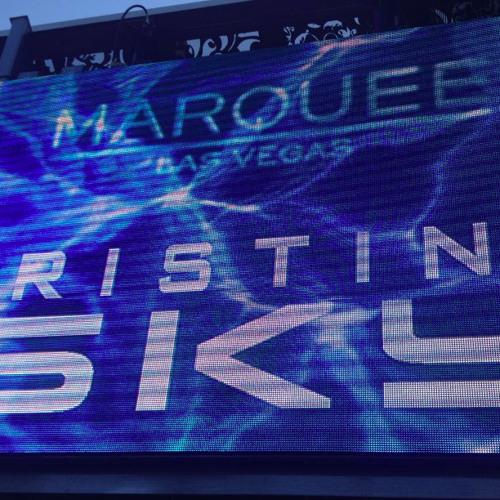 Kristina Sky Live @ Marquee Dayclub, Las Vegas (alongside Gabriel & Dresden) [08-26-12]
