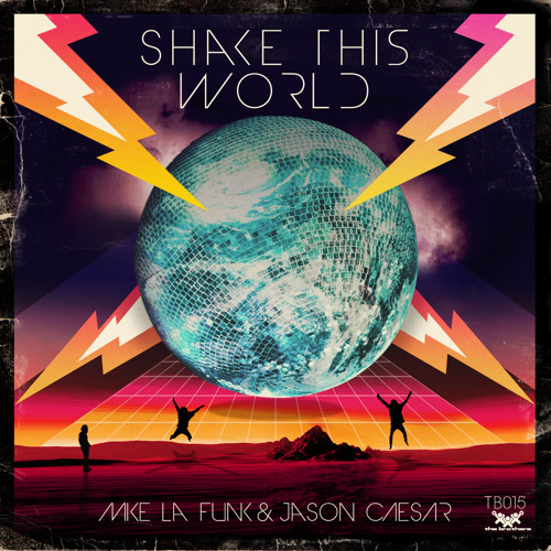 Mike La Funk & Jason Caesar _Shake this World ( Hardsoul / ROOG Dub Mix )
