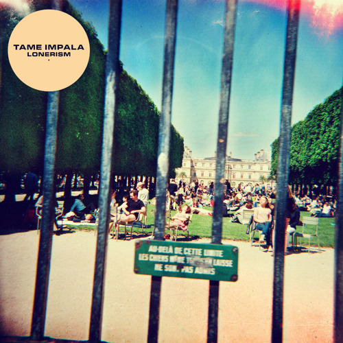 Tame Impala - Nothing That Has Happened So Far Has Been Anything We Could Control