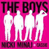 Nicki Minaj & Cassie - The Boys - Clean