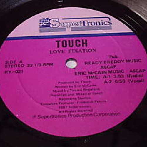 TOUCH: Love Fixation ( J-Feud's dirty lover Edit )