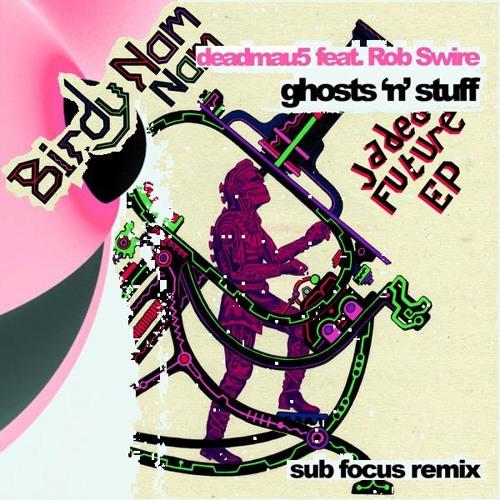 [2ombie7ron Mash-Up] Goin' In (Skrillex Goin' Hard Mix) Vs. Ghosts 'n' Stuff (Sub Focus Remix)