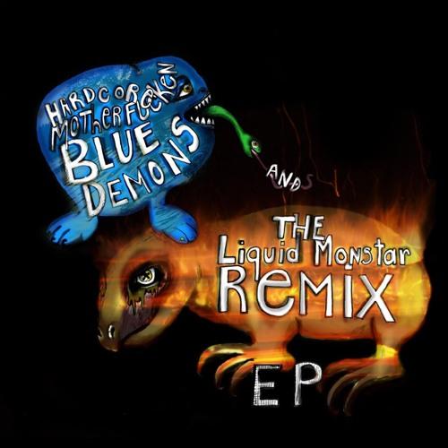 Pelussje - Blue Demon (Robo Jo-Jo VIP Remix) Free EP 320