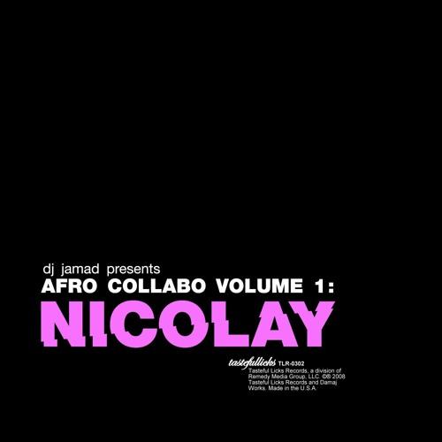 AFRO COLLABO VOLUME 1